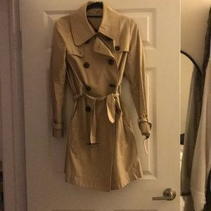 James Icon Trench Coat
